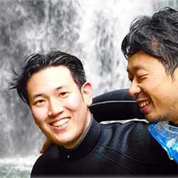 Secret Amami waterfall adventure